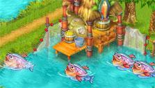 Farm Tribe 3: Fishes