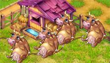 Farm Tribe 3: Cows