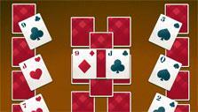 Tripeaks Solitaire: Fun layouts