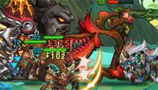 Gameplay in Seven Guardians