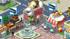 Lily City: Shop plaza