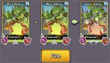 Spellstone: Card fusion