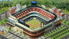 Citi Field ballpark in MLB Ballpark Empire