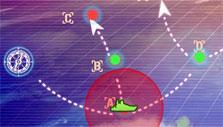 Kancolle: Battle map