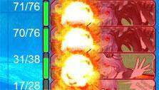 Multiple torpedo strikes in Kancolle