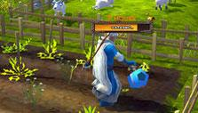 Villagers and Heroes: Farming