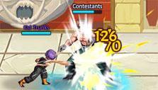 Dragon Ball Z Online: World martial arts tournament