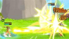Dragon Ball Z Online: Kid Goku's ability