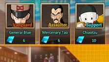 Janken in Dragon Ball Z Online