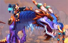 Your Favorite Mount in WoW