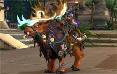 Coolest Land Mount in WoW - Survey Option 5