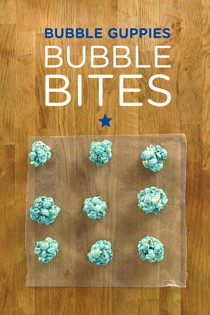 Bubble Guppies Bubble Bites