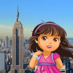 Join Dora and Friends in NYC