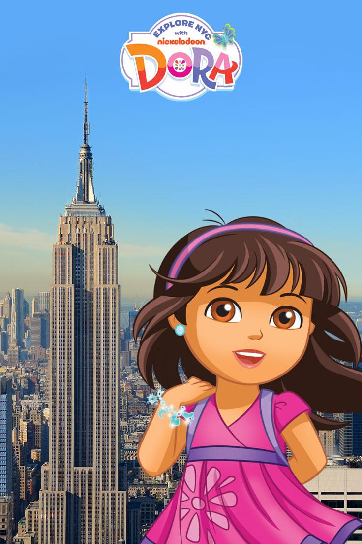 Dora in New York City