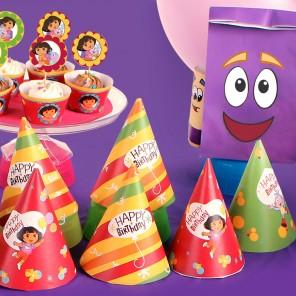 Plan an A-Dora-ble Party!