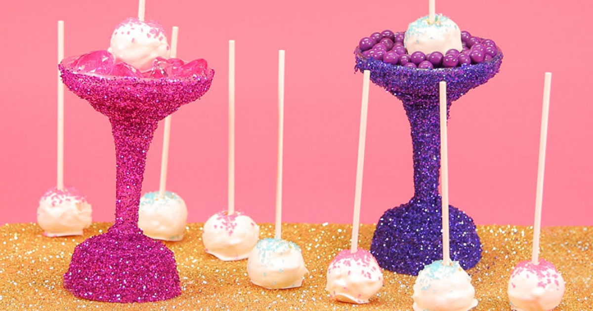 Shimmer And Shine Sparkly Sweet Cake Pops Nickelodeon