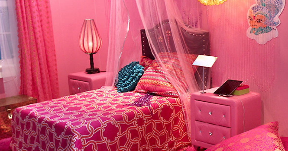 Room Zahramay Shimmer And Shine Bedroom Inspiration