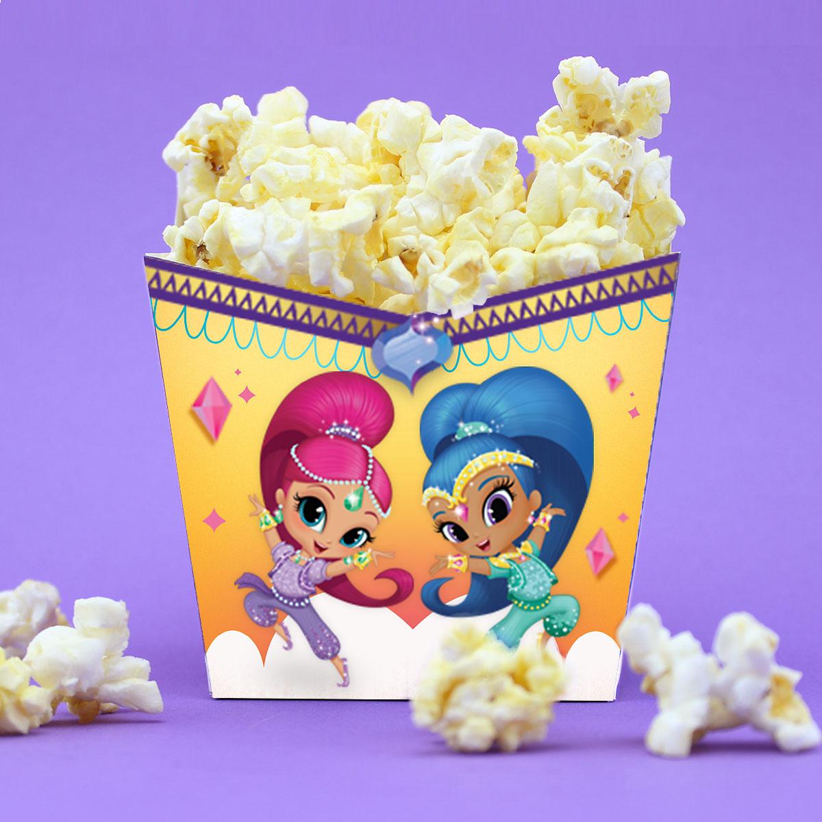 Shimmer and Shine Popcorn Holder