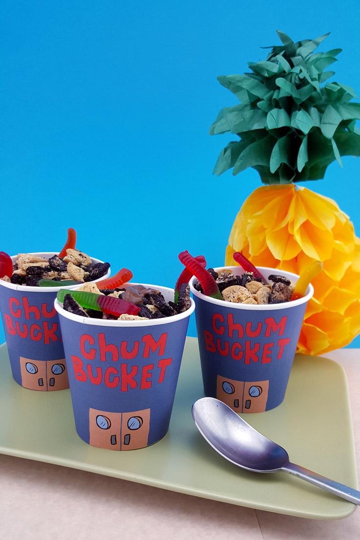 SpongeBob Chum Buckets