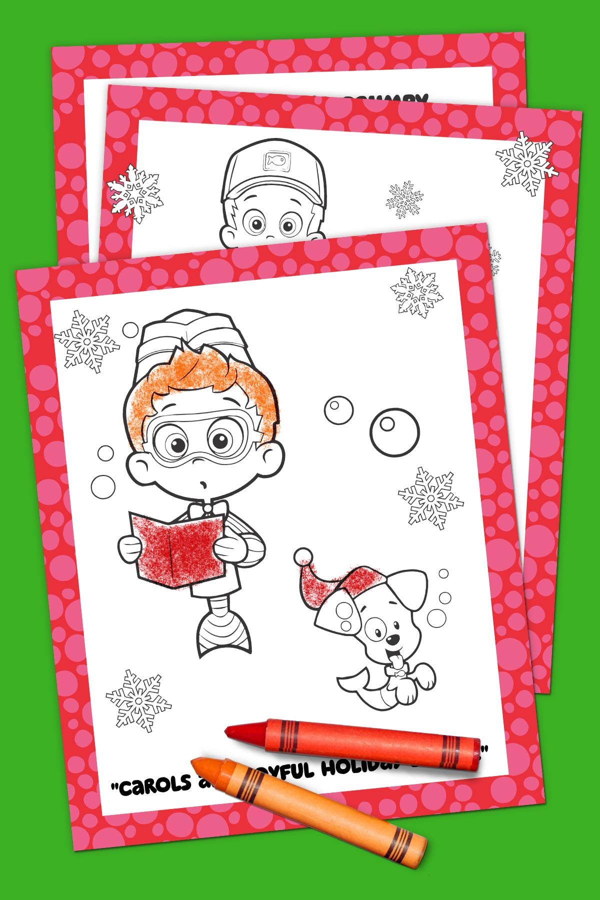 The Guppies Save Christmas Cheer!