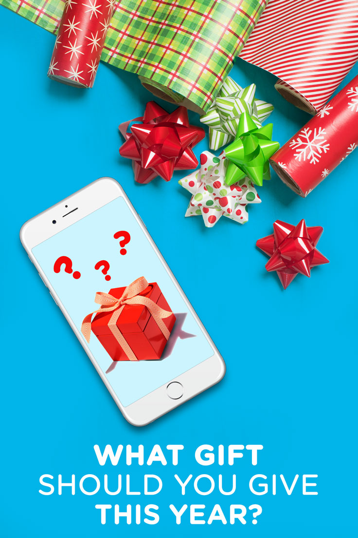 Holiday Gift Guide SMS Quiz