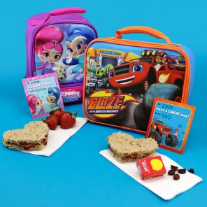 Nick Jr. Lunch Box Notes
