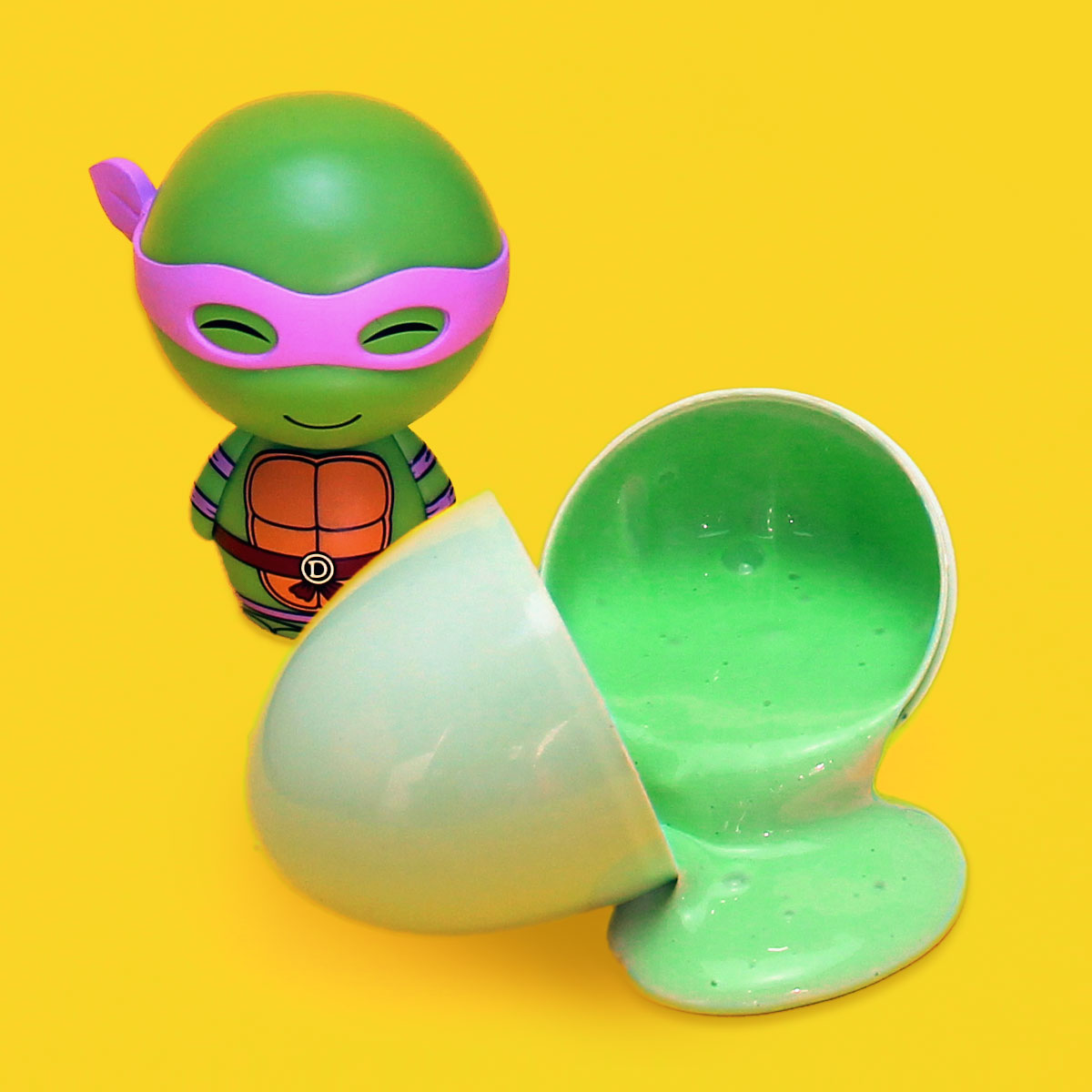 Donnie Sewer Slime
