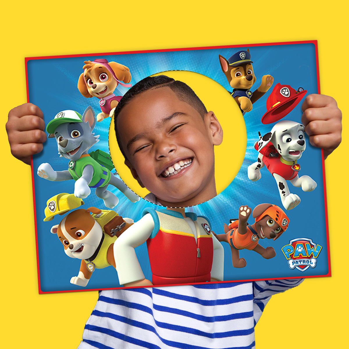 PAW Patrol Poster Assemble This Printable So Birthday Party
