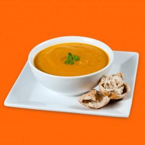 6-Ingredient Carrot Soup!