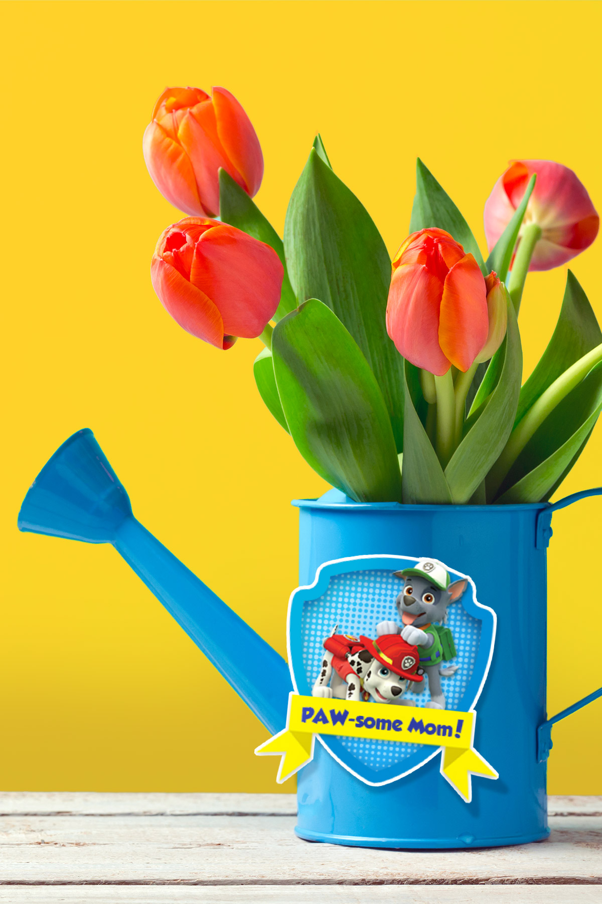 PAW Patrol Mother's Day Stickers