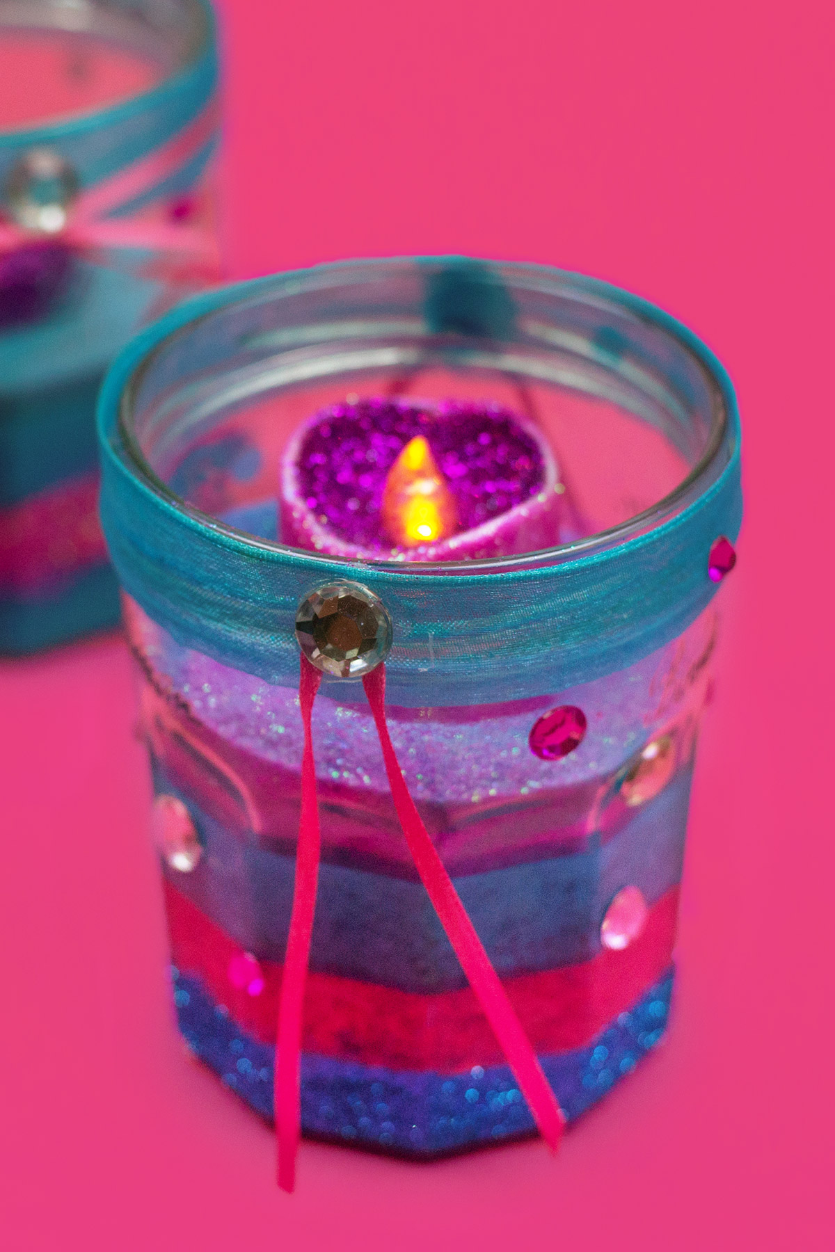 Shimmer and Shine Starry Night Wish Catcher Craft