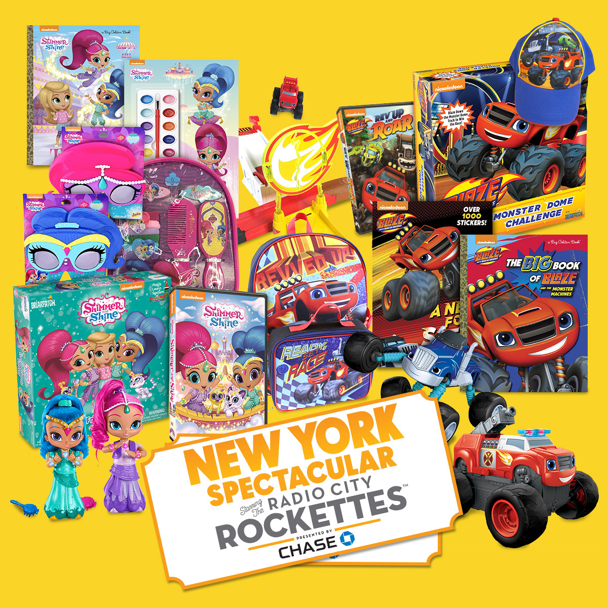 Rockettes Summer Sweepstakes | Nickelodeon Parents