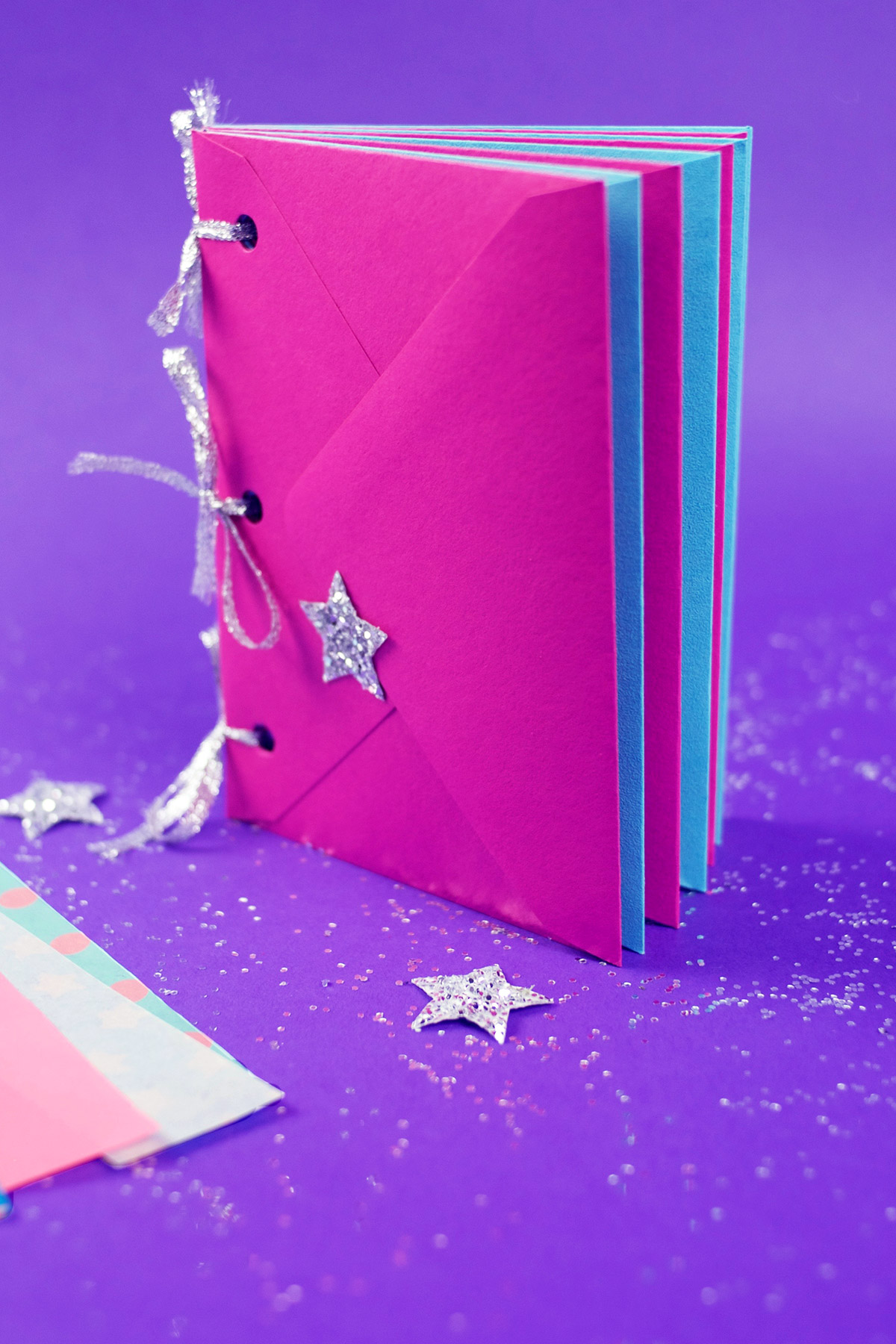 Shimmer and Shine Wish Journal