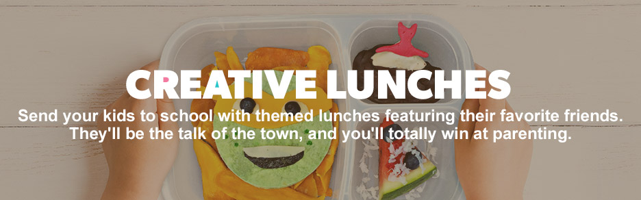 Creative Lunches