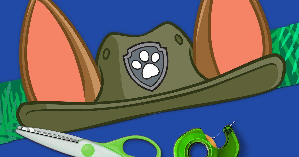 PAW Patrol Tracker Printable Ears | Nickelodeon Parents