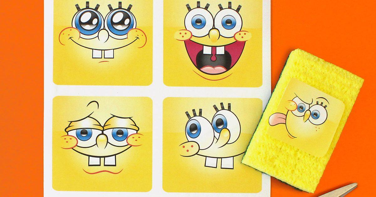 Hide The Spongebob Game Nickelodeon Parents
