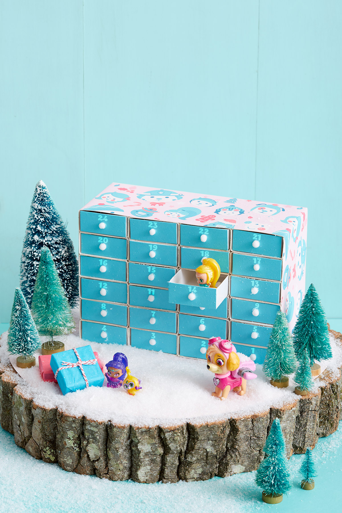 Nick Jr Holiday Countdown Calendar Nickelodeon Parents
