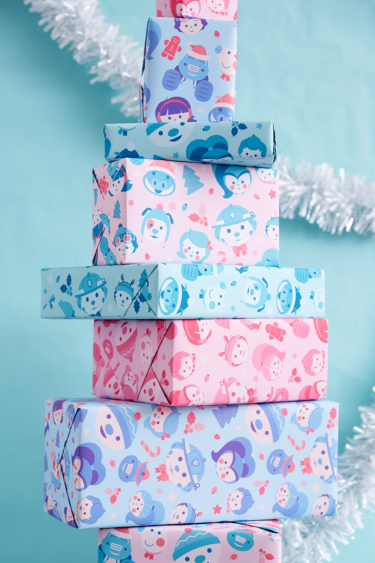Nick Jr. Wrapping Paper