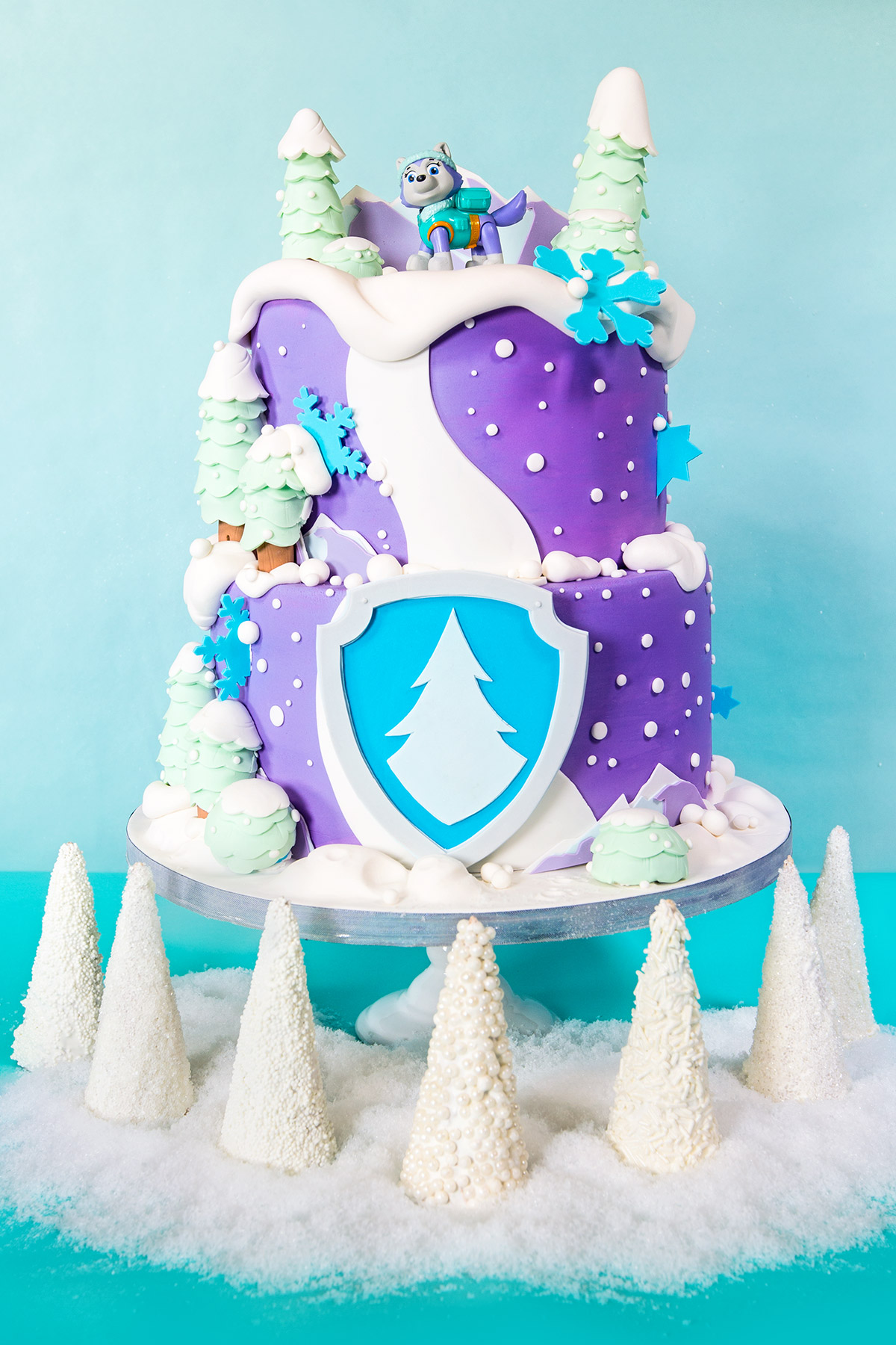 Cookie And Cream Birthday Cake For Girl