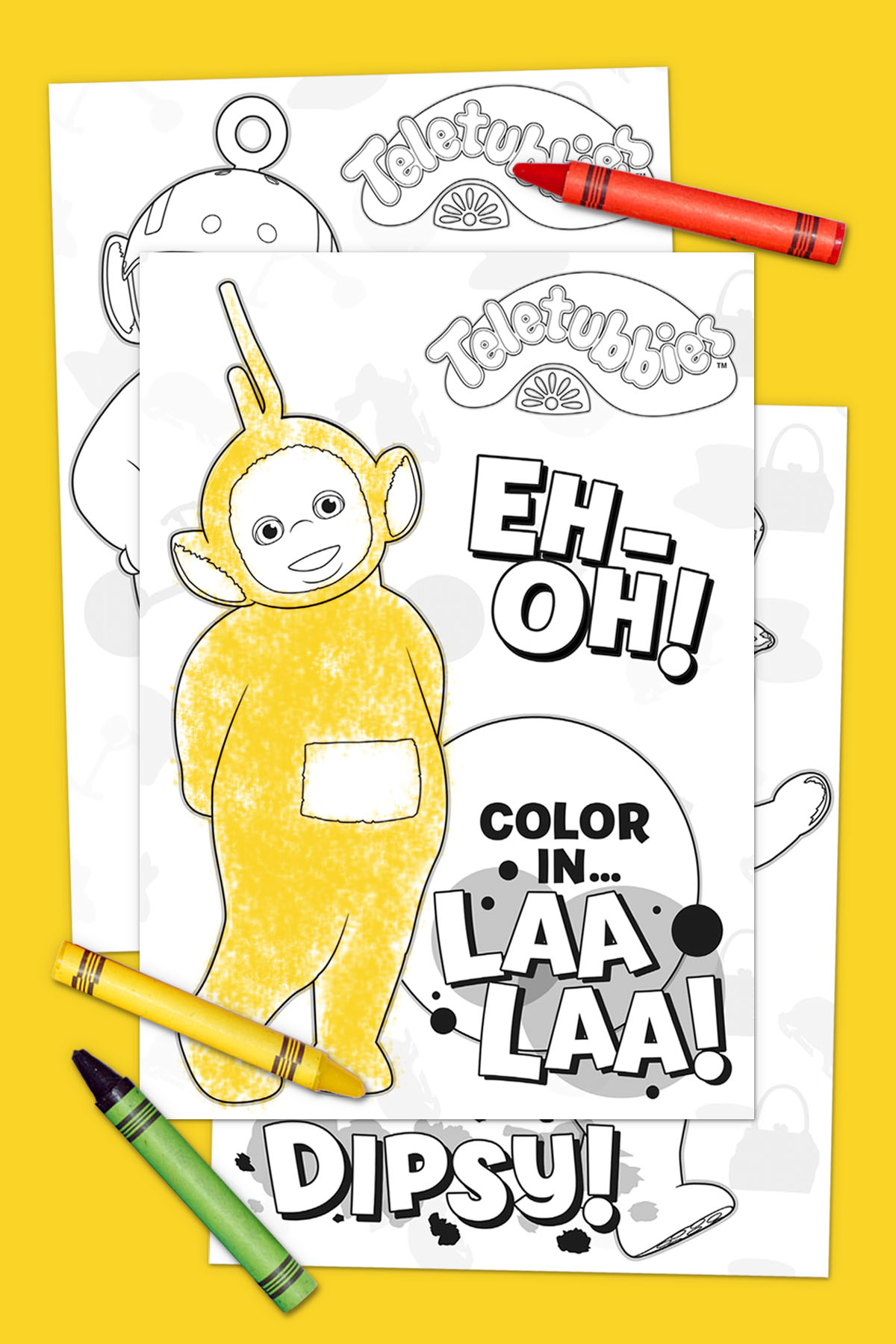 - Teletubbies Coloring Pages Nickelodeon Parents