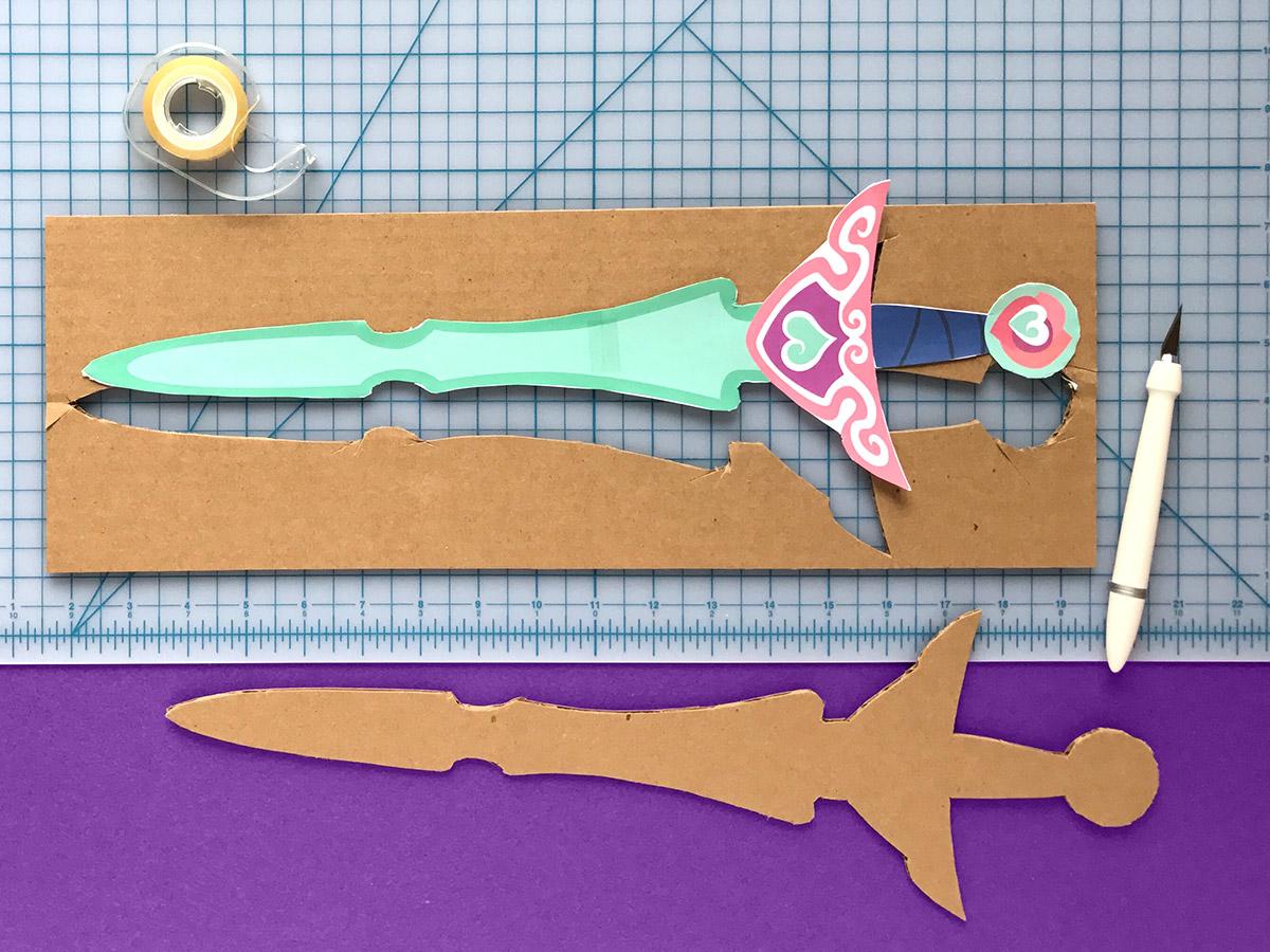 Paper Mat Craft