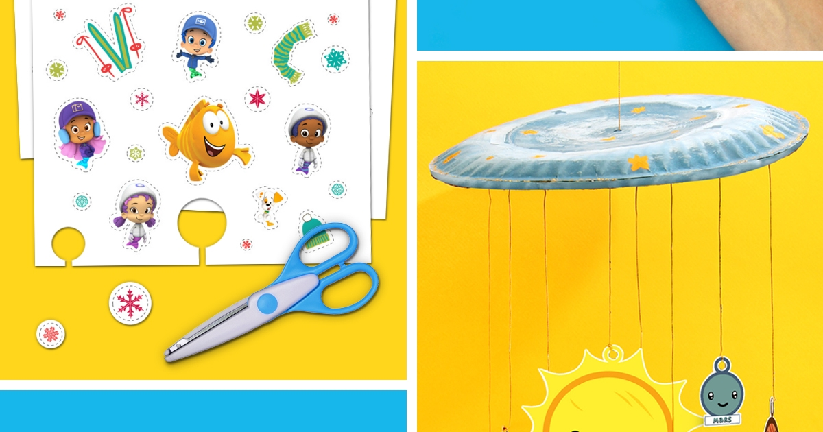 Top 10 Bubble Guppies Printables Of All Time Nickelodeon