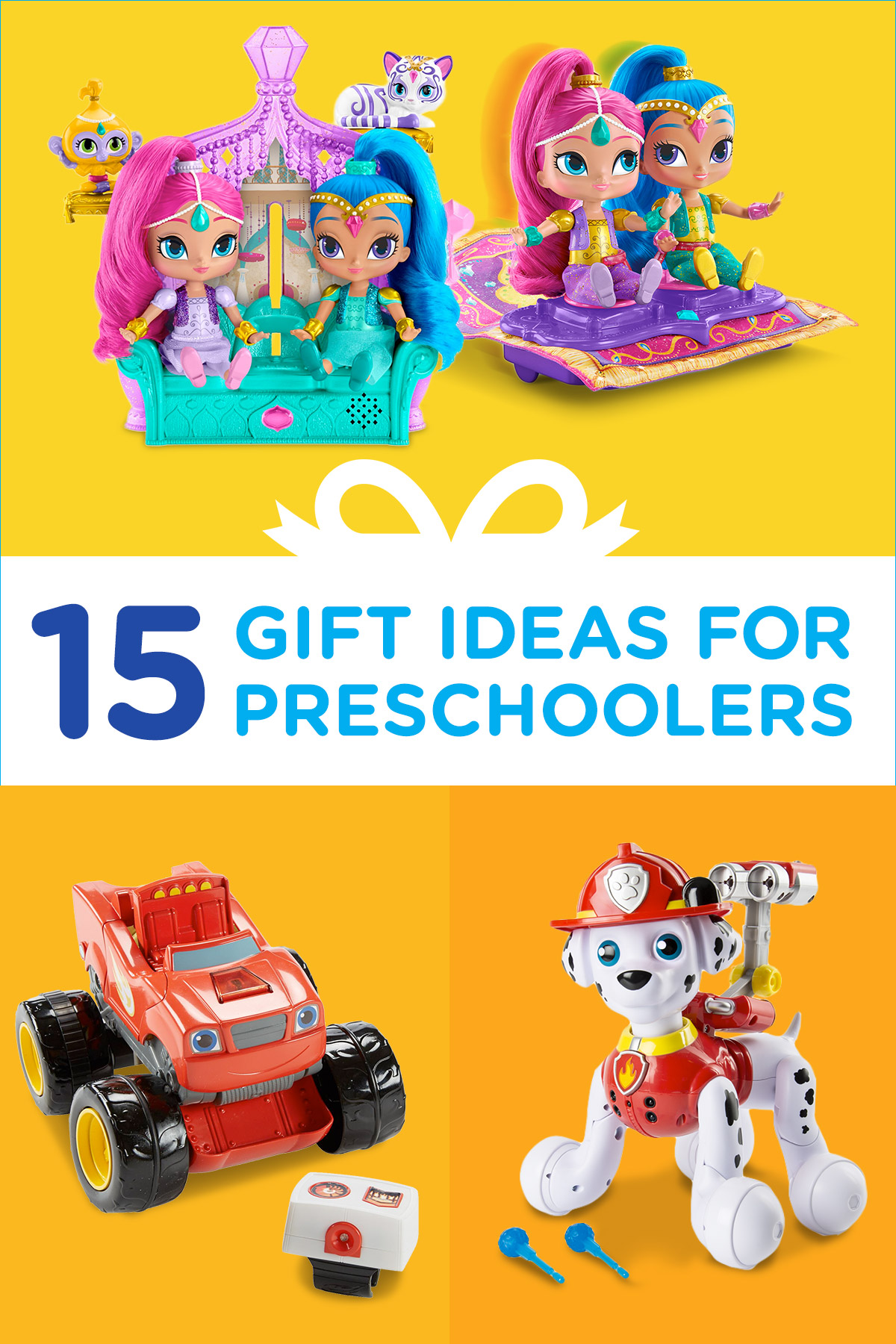 15 Preschool Gift Ideas