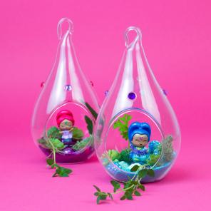 Shimmer and Shine Genie Gardens Craft