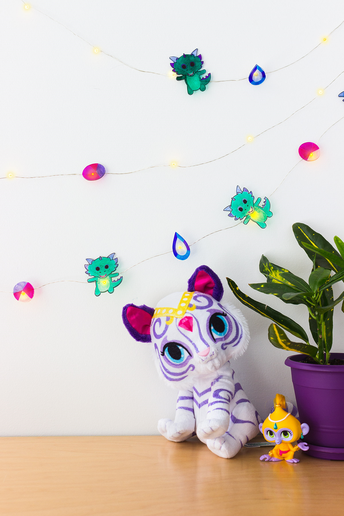 Nazboo Twinkle Lights Craft