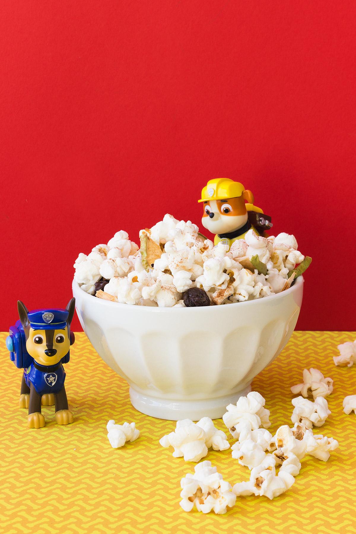 Pupcorn Recipe