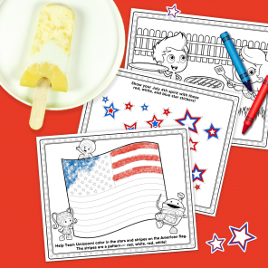 Nick Jr. July 4th Activities