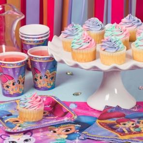 A Genie-rific Party