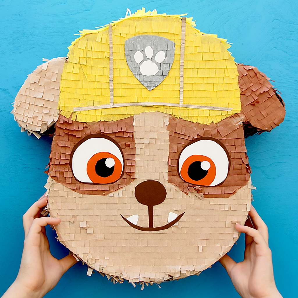 Build your own Nick Jr  themed Piñata!   Nickelodeon Parents