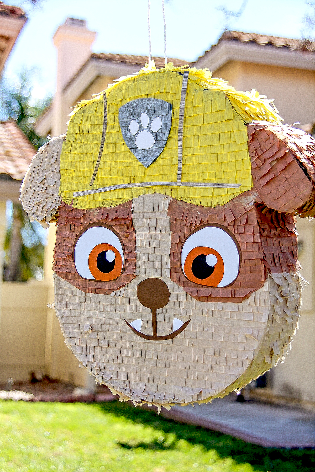 Rubble Birthday Pinata